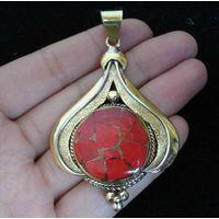 Tibetan Pendant