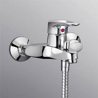 single lever bathtub mixer