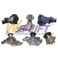 WE-LIFT forklift cooling parts water pump