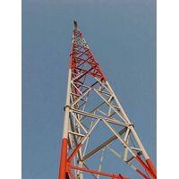 flare tower derrick structure