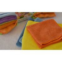 Household Home & Industry Use Microfiber Terry Clean Wash Cloth Towel