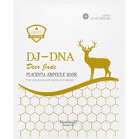 high-quality placenta facial mask sheet DJ DNA Deer Jade Placenta Ampoule Mask 25ml5ea