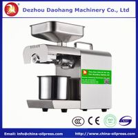 Screw Oil Press Machine for home use