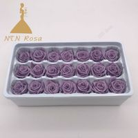 Factory Supply Best Selling Red Preserved Roses at Cheapest Price thumbnail image