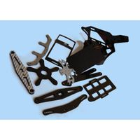 OEM/Customized 3K Carbon Fiber parts /F4-R board for rc model
