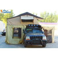 LONGROAD Roof  Tent with Awning and Annex(REGALIA)