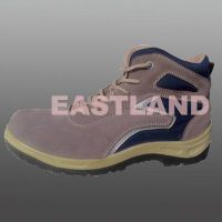 Injection PU Sole Labor Safety Shoes