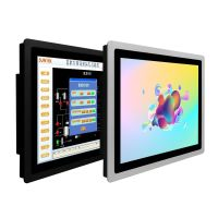 """Factory Price Xietouch Mini 10.4"""" Capacitive LCD Screen Computer i3 i5 i7 Touch Panel All in One PC thumbnail image"""