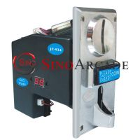 CPU Multi Coins Selector coin Acceptor JY-924 for Vending Arcade mechine, Advanced Zinc Alloy Front