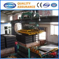Hot sale fly ash brick machine made in china