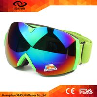 Snow Ski Sports Goggles Eyewears Type Coating Goggles Snowboard