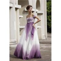 evening dress patterns,purple patterns evening dresses with sleeves