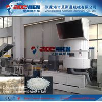 PE, PP plastic film and PET and other chemical fiber class material aggregate machine