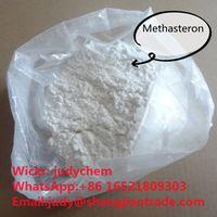 High purity Steroid Raw Methasteron powder CAS 3381-88-2 manufacturer in stock Wickr:judychem