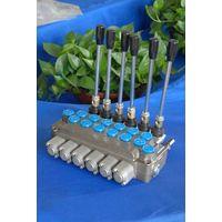ZT-L12 hydraulic monoblock directional control valve ,pneumatic control valve