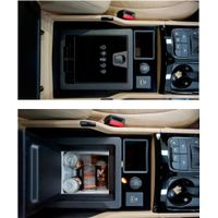 Built-In Refrigerator for Vehicle