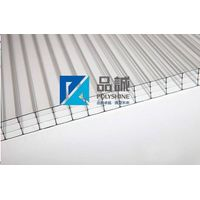 4-wall R-structure polycarbonate hollow sheet