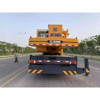 Sell used 25 ton XCMG Truck Crane