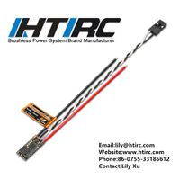 HTIRC Hummingbird BLHeli-S DSHOT FPV ESC 6A Brushless Speed Controller for FPV RC Frame Drone Quadc