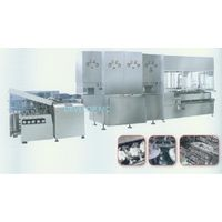 ALX-III Ampoule linkage line of cleanig (Washing) sterilization drying Filling Sealing machine (line