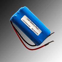 7.4V 2400mAh 18650 Li-ion Battery Packs