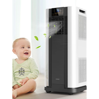 Armani air conditioner Cold and warm mobile air conditioner machine Free installation of portable