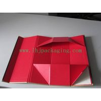 wine box|wine packaging|collapsible box|folding box|foldable box thumbnail image