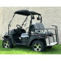 Cazador Brand New Gas Golf Cart With Rear Flip Seat 4 Seater Utv Utility Vehicle Sale thumbnail image