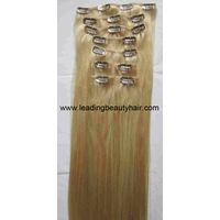 Remy clip in hair extensions thumbnail image
