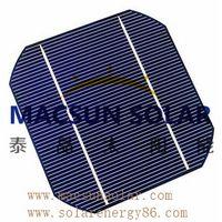 156mm Mono Crystalline Solar Cells