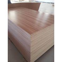 High Quality, Poplar Core, Both Sides Melamine Plywood thumbnail image