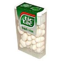 Tic Tac Mint 16g / Duplo 18.2g / Raffaello 150g
