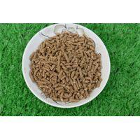 Herbal cat litter with strong odor control
