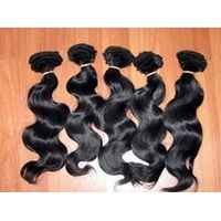 Indian Virgin Remy Hand Tied Weft hair
