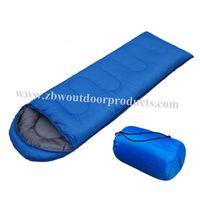 Single Inflatable Waterproof Sleeping Bag for Camping thumbnail image