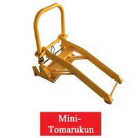Mini Tomarukun-Mobile guardrail for community construction mini size vehicle stop vehicle direction