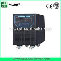 Europe standard dc ac inverter 2000W 3000W 5000w power inverter 12v 220v 5000w split phase inverter
