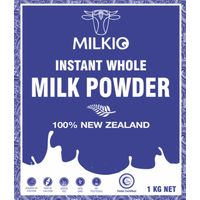 MILKIO INSTANT WHOLE MILK POWDER