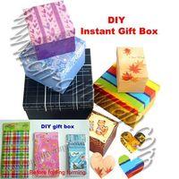 instant DIY gift box