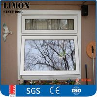 Amercia Style Competitive Price Aluminium Awning Window