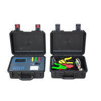 3 Phase Auto Electrical Transformer Turns Ratio TTR Tester thumbnail image