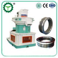 Kingoro 560 vertical ring die pellet machine thumbnail image