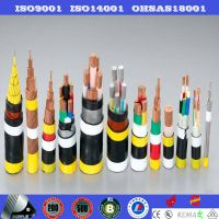 Insulated armoured power Cable and wire