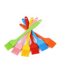 BBQ & Pastry Tools Oil brush kitchen parts silicone brush