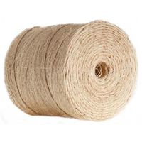 S-TWIST UNCLIPPED SISAL YARN OF GREAT EVENNES GOOD FOR WIRE ROPE CORE