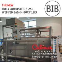 The NEW BIBF500 Fully-automatic BIB Bag Filler Equipment Bag in Box Filling Machine thumbnail image