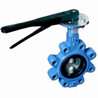 Lug Butterfly Valve(half shaft without Pin)