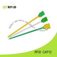 UHF Cable Tie tag can reach 5-10meter reading range for flowers and cables tracking(GYRFID)