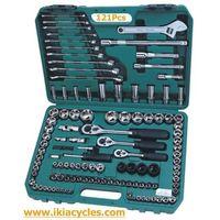 121pcs socket wrench set