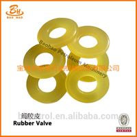 Factory Supply API Rubber Valve For Drilling mud pump accessories